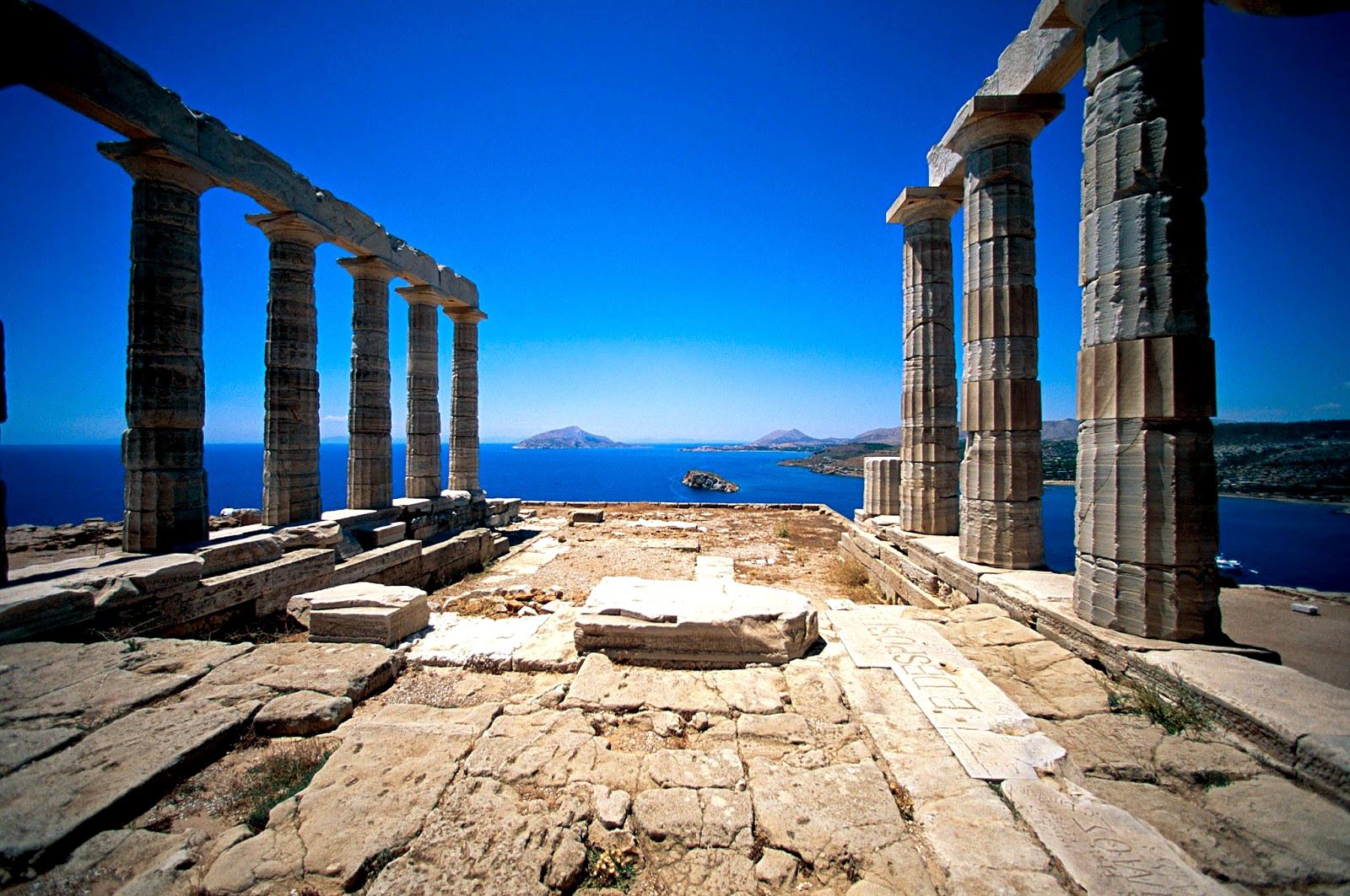 Temple Of Poseidon_Visit Sounio